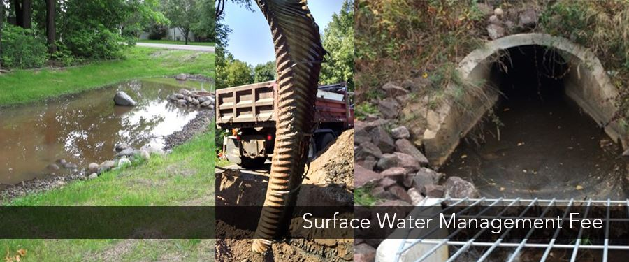 Surface Water Management Header Image
